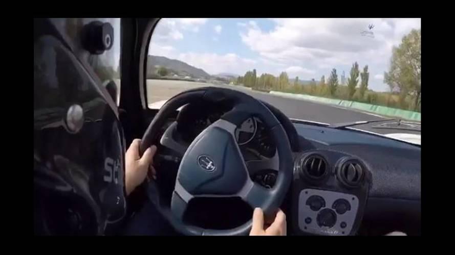 Maserati MC12'nin iç mekanında tam bir senfoni var