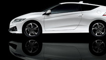 2016 Honda CR-Z facelift unveiled in Japan