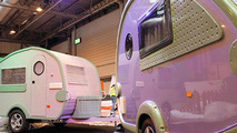 Life-size RV made from Lego
