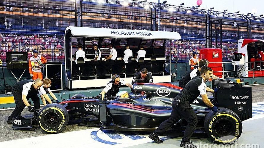 McLaren sacrificed Christmas holidays to get new car ready