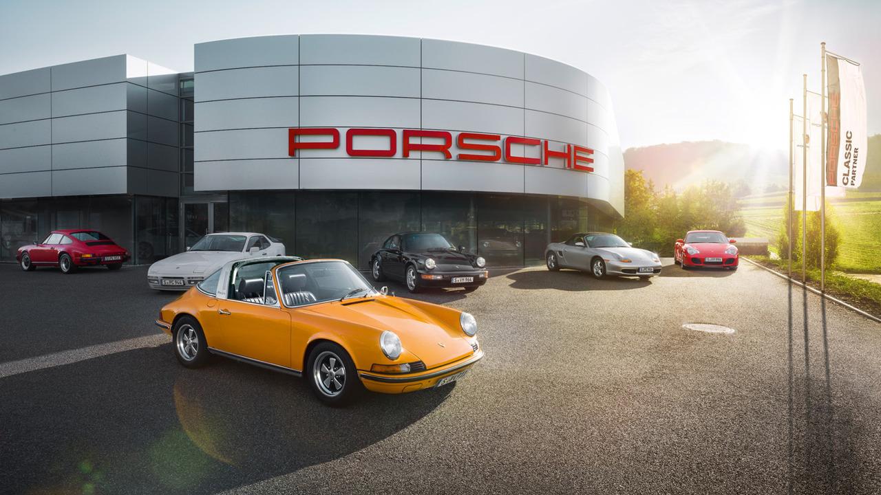 Porsche Classic Centre