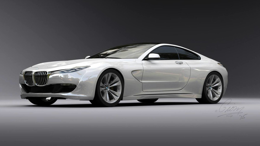 BMW 8-Series resurrected through digital renderings