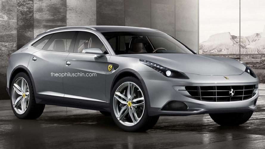 Ferrari May Build An SUV Over Its Own Dead Body