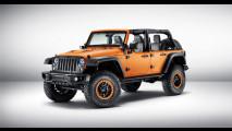 Jeep Wrangler Rubicon Sunriser