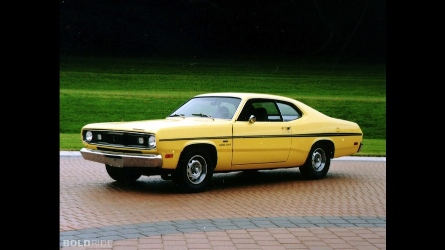 Plymouth Duster 340