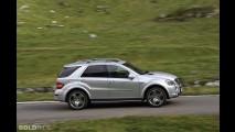 Mercedes-Benz ML63 AMG 10th Anniversary