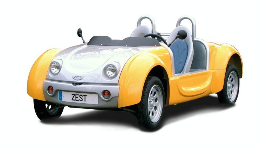 ZEST Roadster Carefree Driving