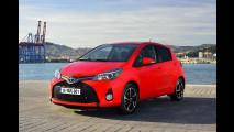 Toyota Yaris restyling