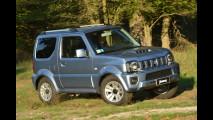 Suzuki Jimny model year 2013