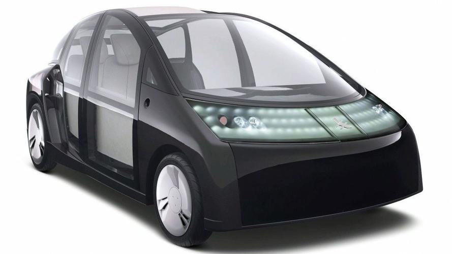 Toyota's 1/X Concept Baby Prius