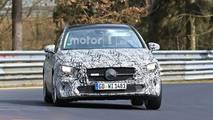 Mercedes-Benz A-Serisi Sedan Casus Fotoğrafları