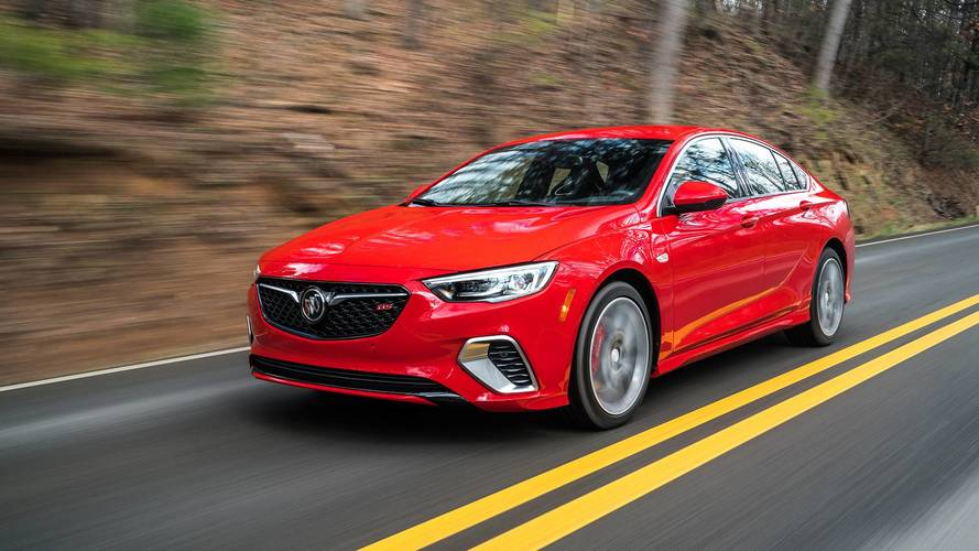 2018 Buick Regal GS: First Drive