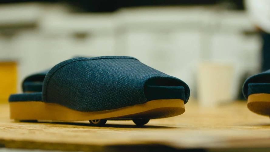 Nissan Autonomous Slippers