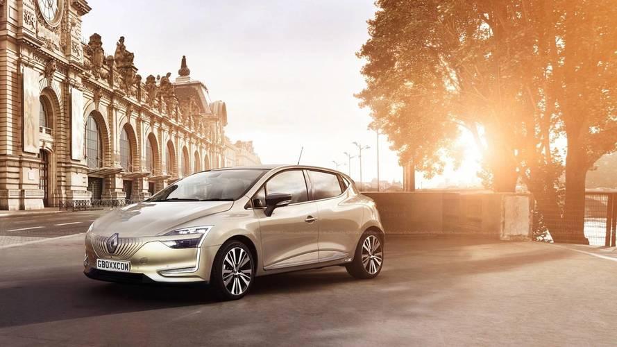 Akár ilyen megjelenést is kaphat az új Renault Clio