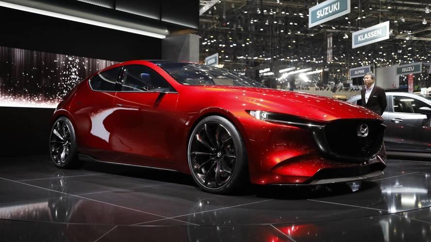 Mazda - Genfi Autószalon 2018
