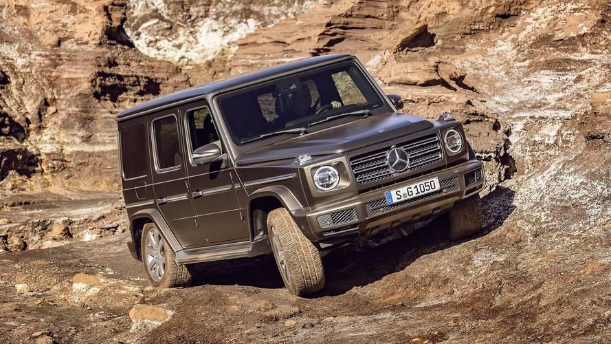 2019 mercedes benz g class photo for Mercedes benz bank login