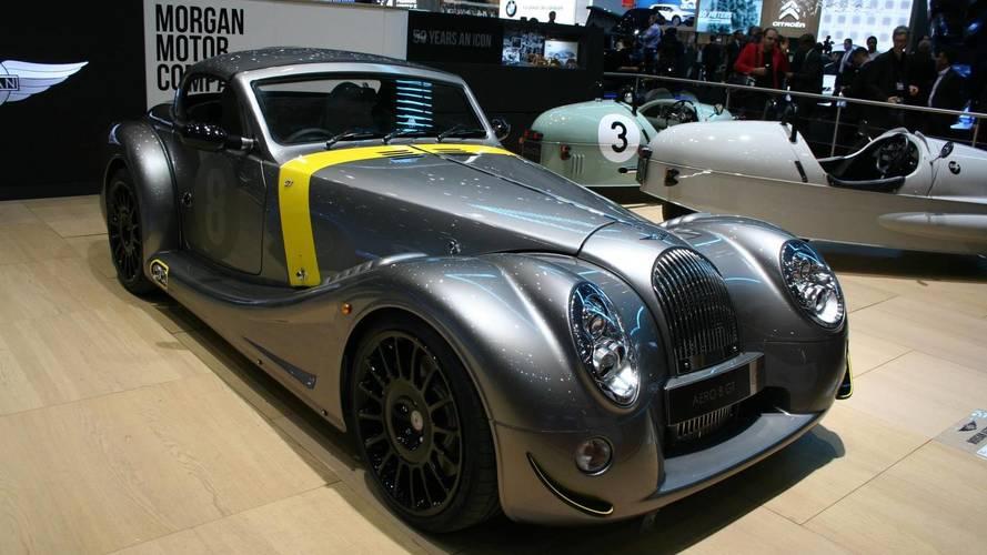 Genève 2018 - Morgan dévoile une redoutable Aero GT