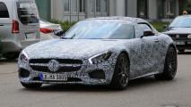 Mercedes-AMG GT C Roadster teased 002