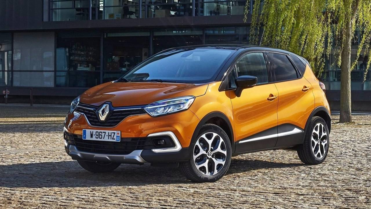 4 - Renault Captur