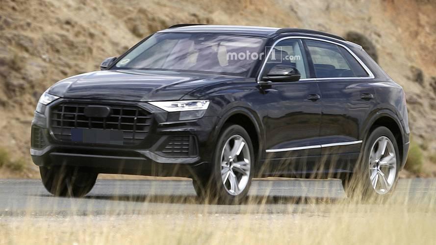 Audi Q8 2018: todo lo que sabemos de él