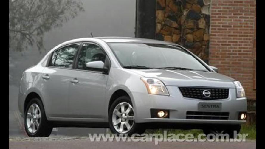 Nissan anuncia Recall do Sentra devido a possível vazamento de fluído do freio