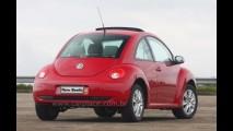 VW New Beetle 2008 ganha câmbio Tiptronic com preço inicial de R$ 59.590