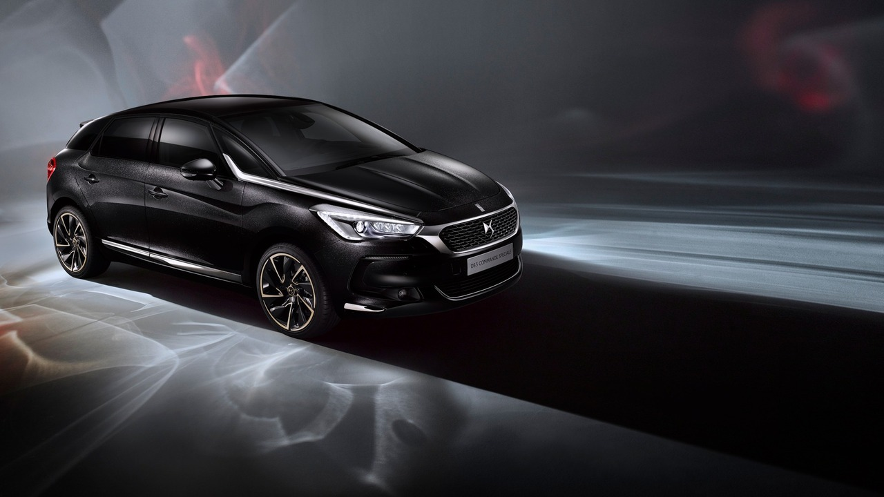DS 5 Commande Special one off