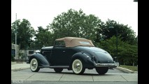 Packard Six Rumble Seat Convertible Coupe