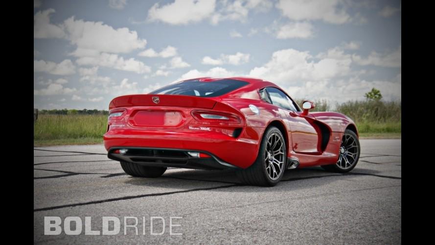 Hennessey SRT Viper Venom 700R