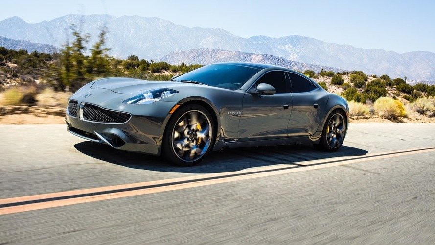 Karma Revero debuts with $130k price tag
