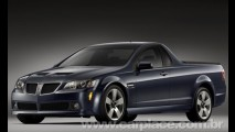 GM cancela a Pontiac G8 Sport Truck 2010 - Pick-up do Omega teria motor V8