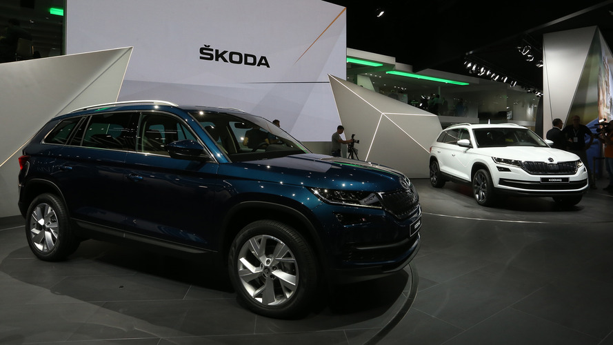 Skoda Rs Kodiaq Confirmed Citigo No Go