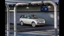 Volta (bem) rápida: Jaguar XFR, Range Rover Vogue e Evoque em Interlagos
