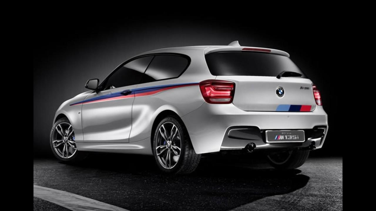 BMW revela o M135i Concept 2012 com motor 3.0 com mais de 300cv