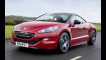Peugeot, reposicionada acima da Citroën, prepara gama de esportivos