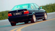 20 Years of BMW M3 - BMW M3 E36