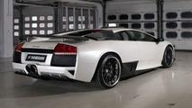 HAMANN Lamborghini Murciélago LP640 Test Drive