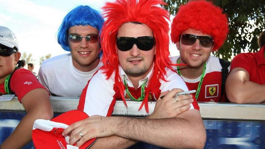 F1 figures to answer fan questions in London