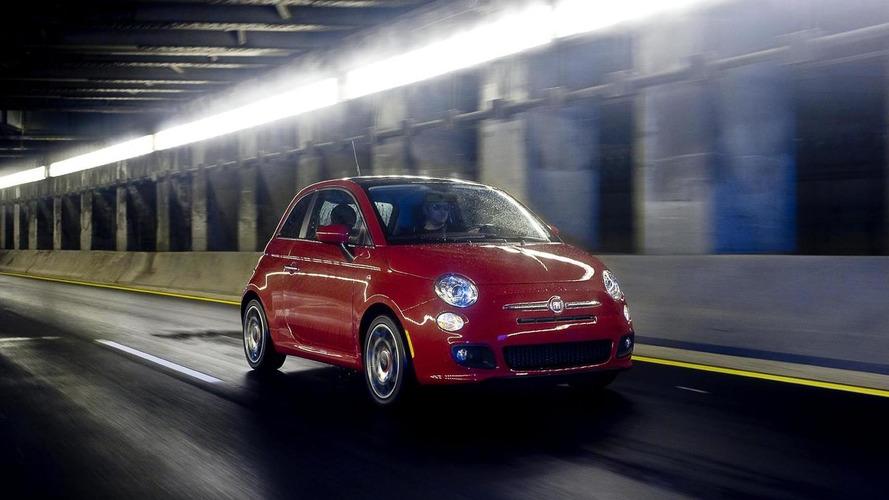 US market Fiat 500 Sport revealed