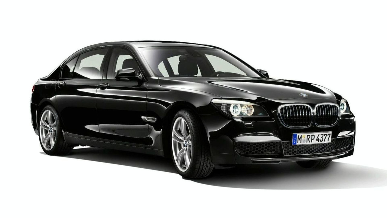 2010 BMW 7 Series M Sport Package