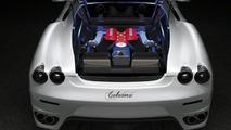 Ferrari F430 Calavera by Unique Sportscars & Novitec Rosso