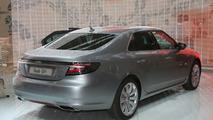 2010 Saab 9-5 World Debut at 2009 Frankfurt Auto Show