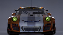 Porsche 911 GT3 R Hybrid Version 2.0, 17.03.2011