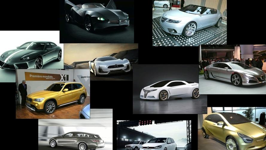 WCF's Top 10 Concept Cars of 2008