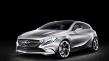 Mercedes Concept A-Class 07.04.2011