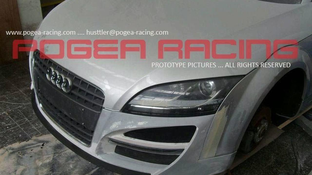 Audi TT HusTTler by Pogea Racing