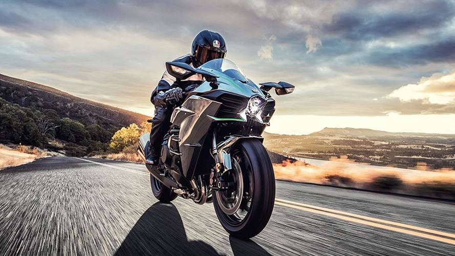 Kawasaki Ninja H2, HR Carbon e H2R tem pré-venda liberada
