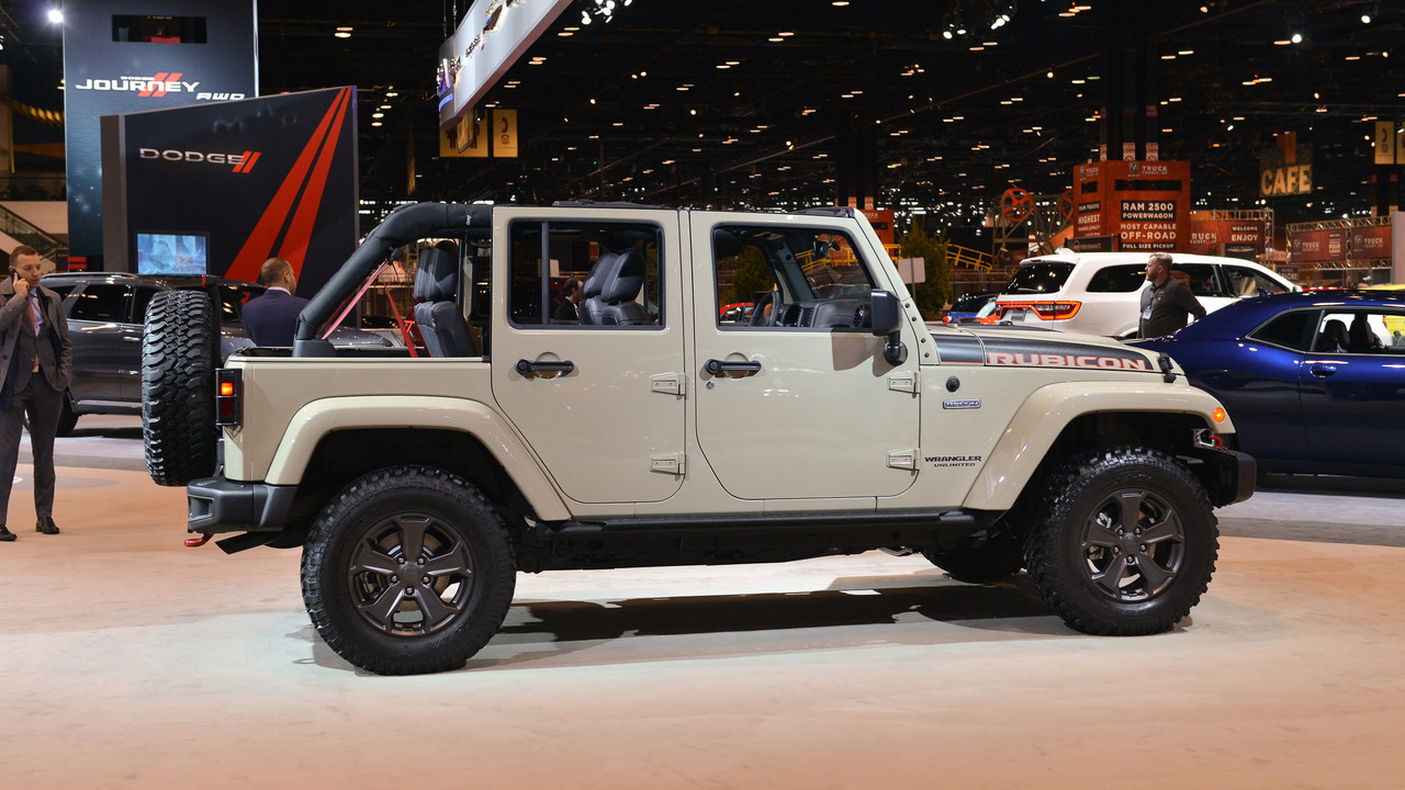 6 details you might have missed on the Jeep Wrangler ...