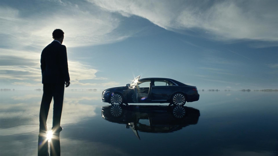 Matthew McConaughey pitches 2017 Lincoln Continental in quirky new ad