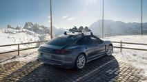 Porsche installe des centres d'essais au pied des pistes de Méribel et de Val d'Isère